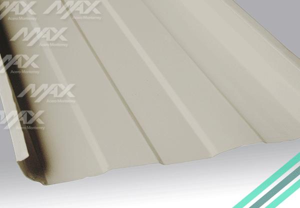 Lámina pintada KR18 de Max Acero.