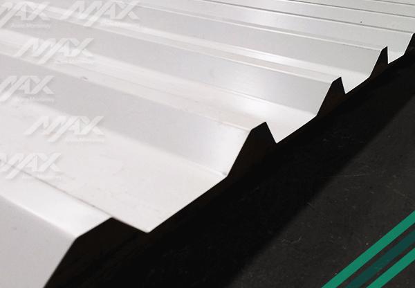 Lámina acanalada R101 calidad Ternium.