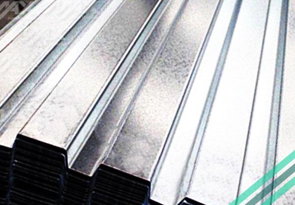 Lámina galvanizada Ternium, perfil acanalada RD-91.5.