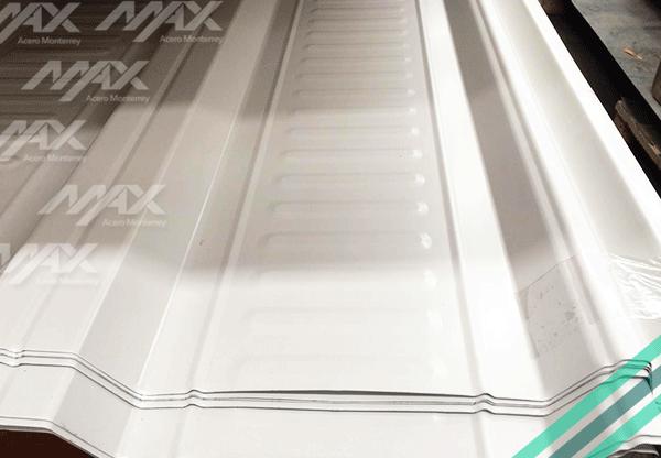 Lámina de acero pintro RN100-35.