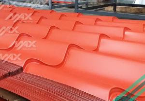 Galvateja de acero Ternium para la instalación de cubiertas estéticas.