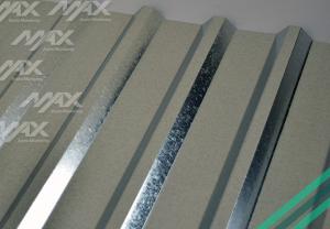Lámina R72 de acero Ternium galvanizado con zinc.